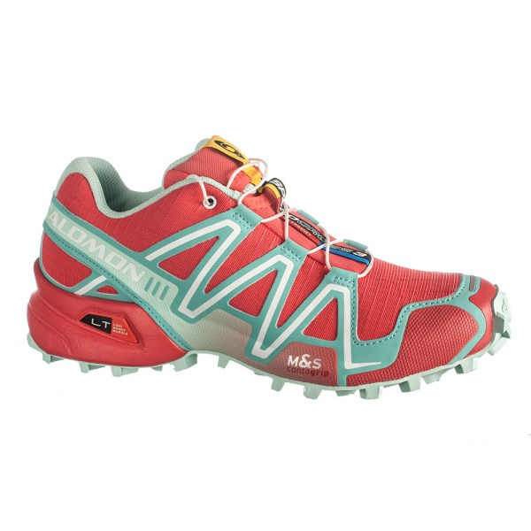 ... store salomon speedcross 3 womens trail running shoes papaya ice blue  teal 248eb aedba 5f3c546a38a