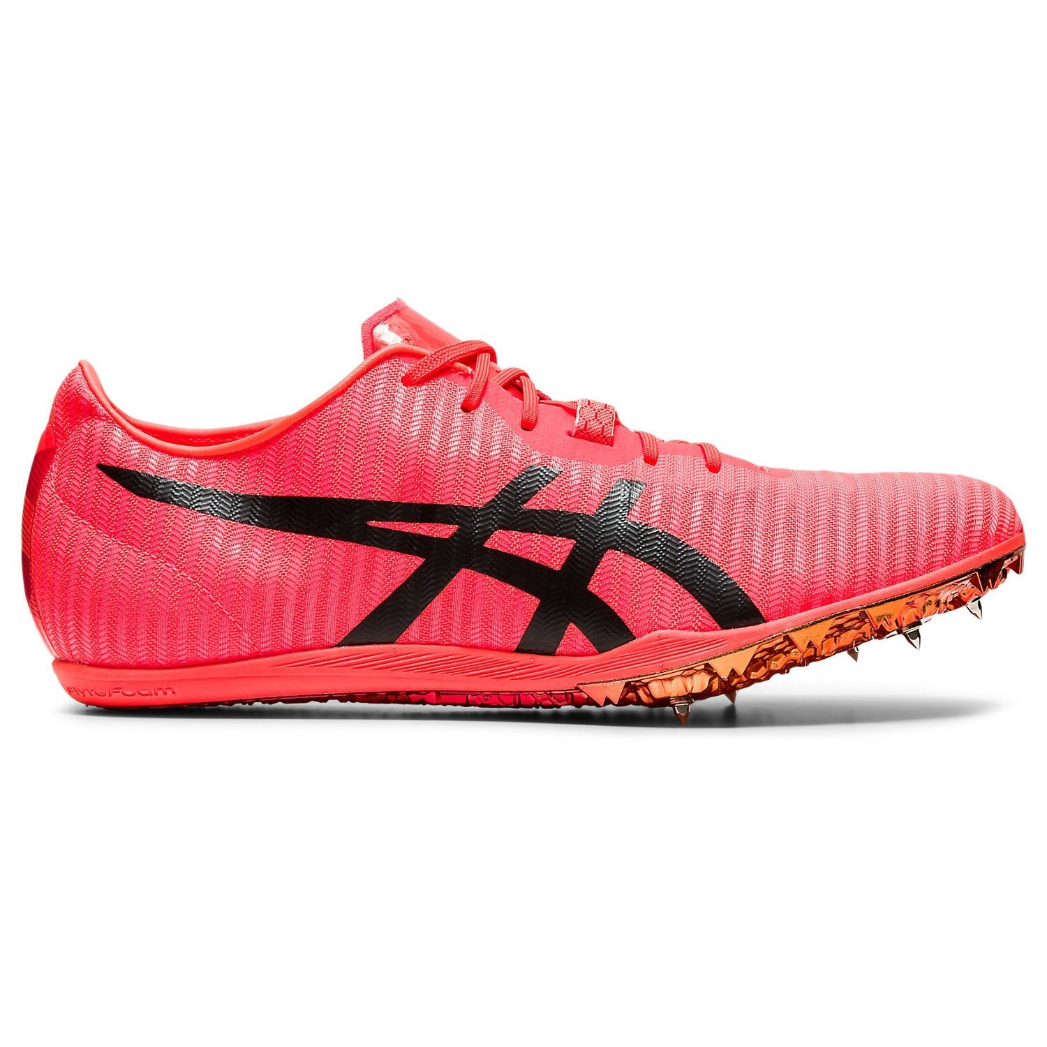 disfraz juego estaño  Asics Cosmoracer MD 2 Tokyo - Unisex Middle Distance Track Spikes - Sunrise  Red/Eclipse Black | Sportitude