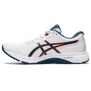 Asics GT-1000 LE - Mens Cross Training Shoes - White/Magnetic Blue