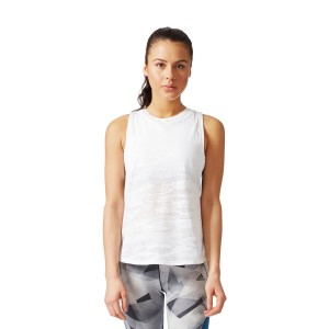 Adidas ClimaCool Aeroknit Deep Armhole Womens Training Tank Top
