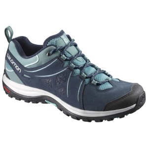 Salomon Ellipse 2 Leather - Womens Trail Hiking Shoes