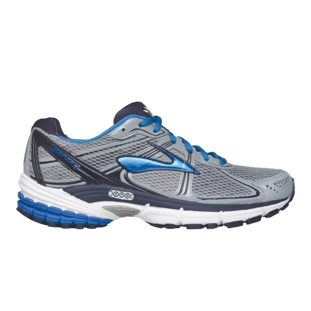 Brooks Vapor 2 - Mens Running Shoes - River Rock/Blue