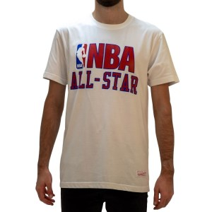Mitchell & Ness NBA All-Star Mens Basketball T-Shirt