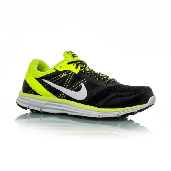 aefa19e7fdf9 Nike Lunar Forever 4 MSL - Mens Running Shoes - Black Volt White