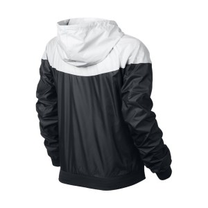 nike windrunner jacket black and white australian