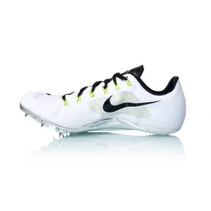 76e1178737f9 ... Nike Zoom Superfly R4 - Mens Racing Shoes - White Black Volt ...