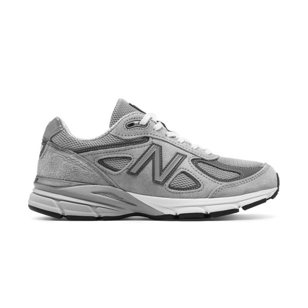 New Balance 990v4 - Womens Running/Casual Shoes - Grey/Castlerock