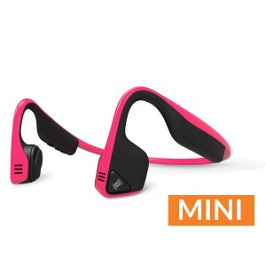 AfterShokz Trekz Titanium MINI Bone Conduction Open Ear Headphones