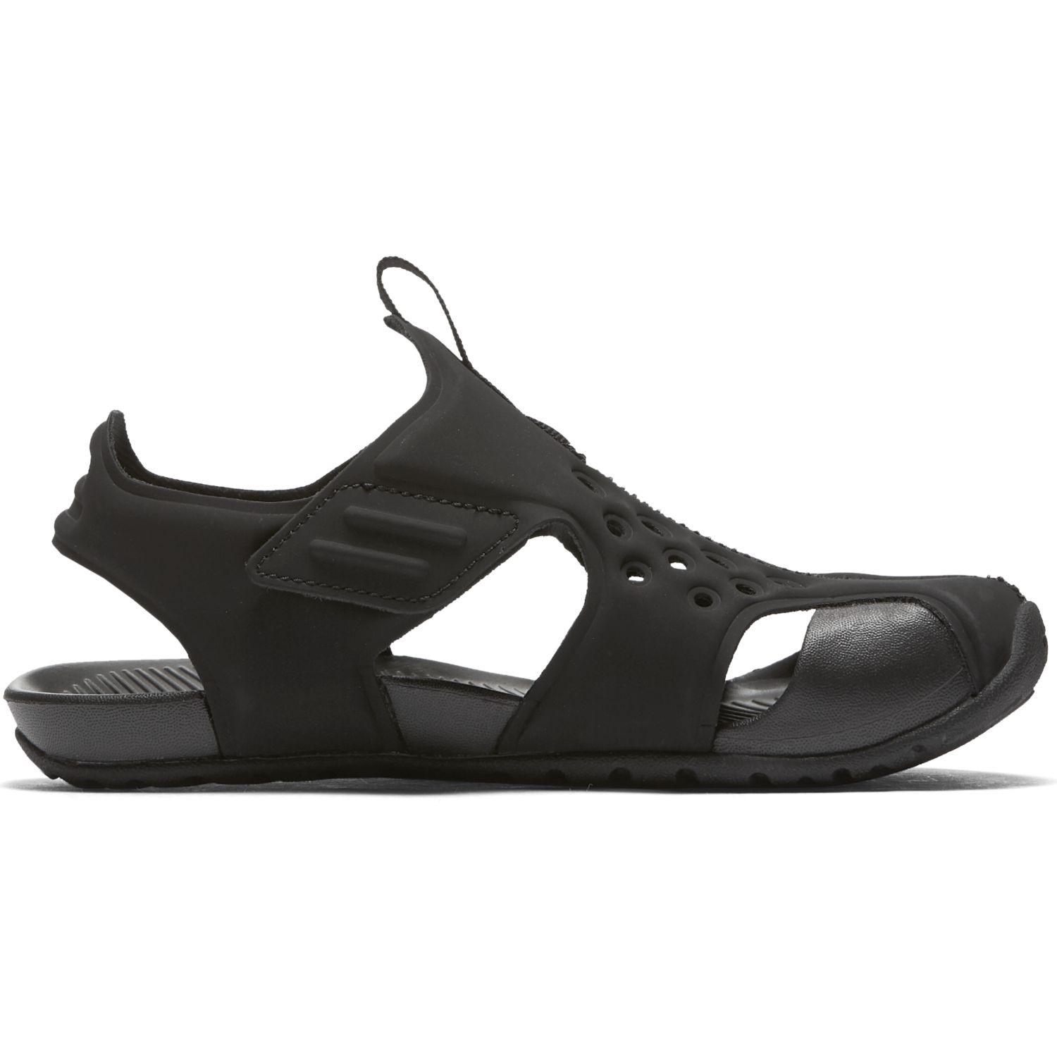 ad42a71e98b7 Nike Sunray Protect 2 PS - Kids Casual Sandals - Black White ...