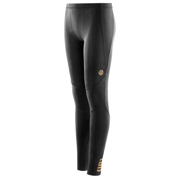 Skins A400 Youth Compression Long Tights - Black