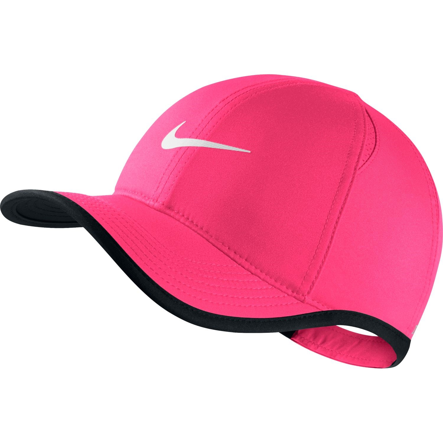 8bb8aed2032 Nike Aerobill Featherlight Kids Training Cap - Racer Pink Black White