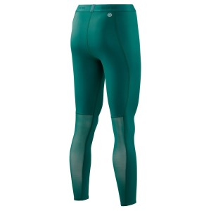 Skins DNAmic Womens Compression 7/8 Tights - Deep Teal