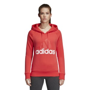 Adidas Essentials Linear Fleece Womens Training Hoodie