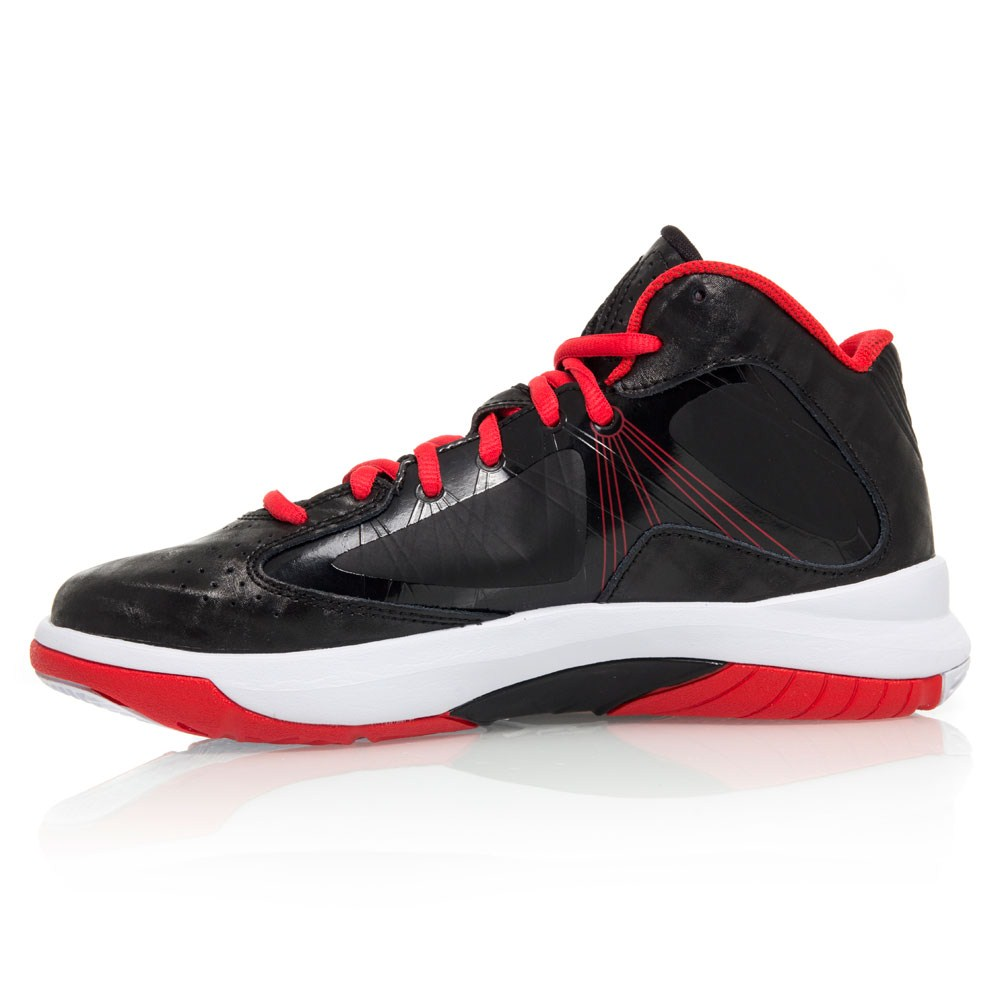 Jordan Aero Flight GS - Junior Boys Basketball Shoes ...