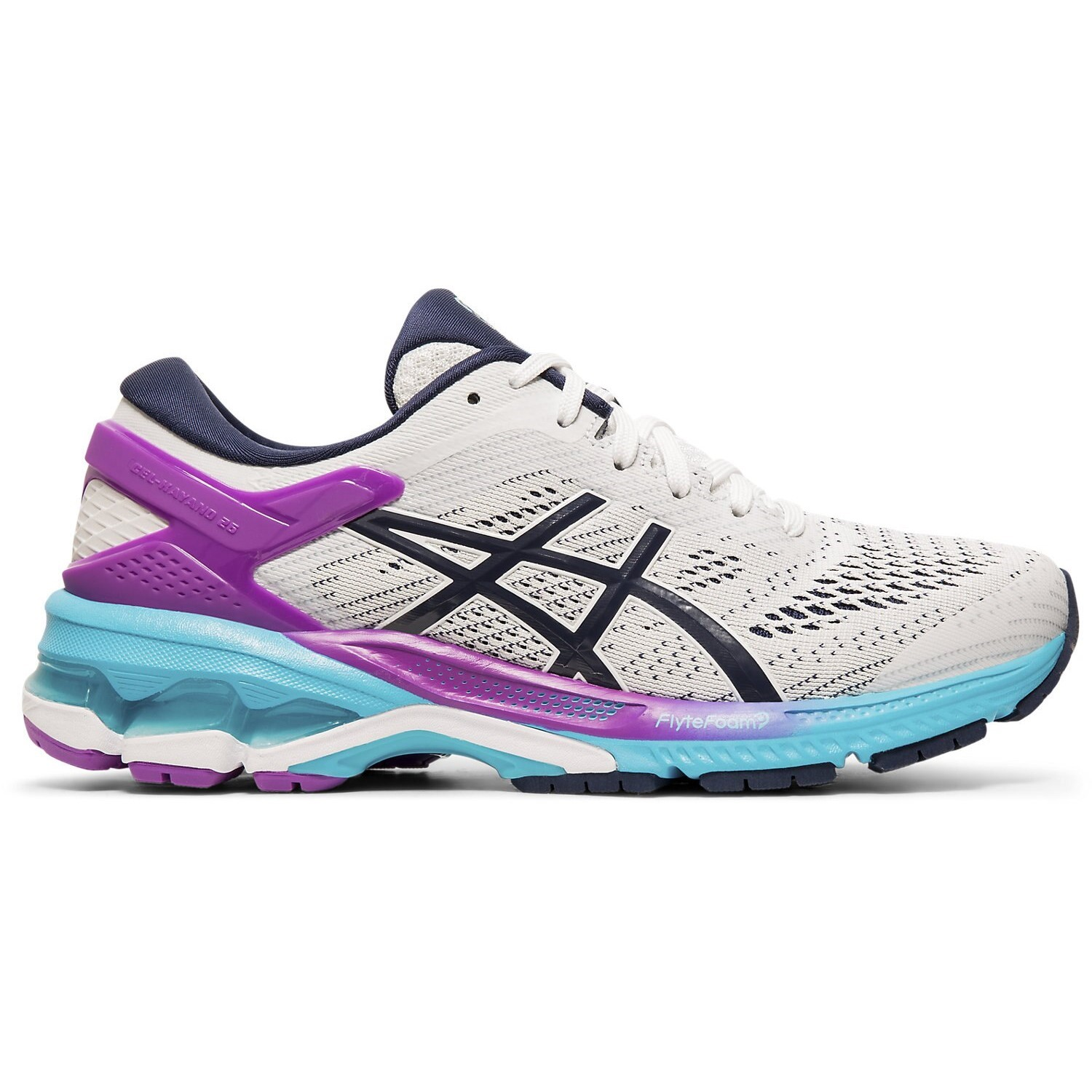 8aec3c45 Asics Gel Kayano 26 - Womens Running Shoes