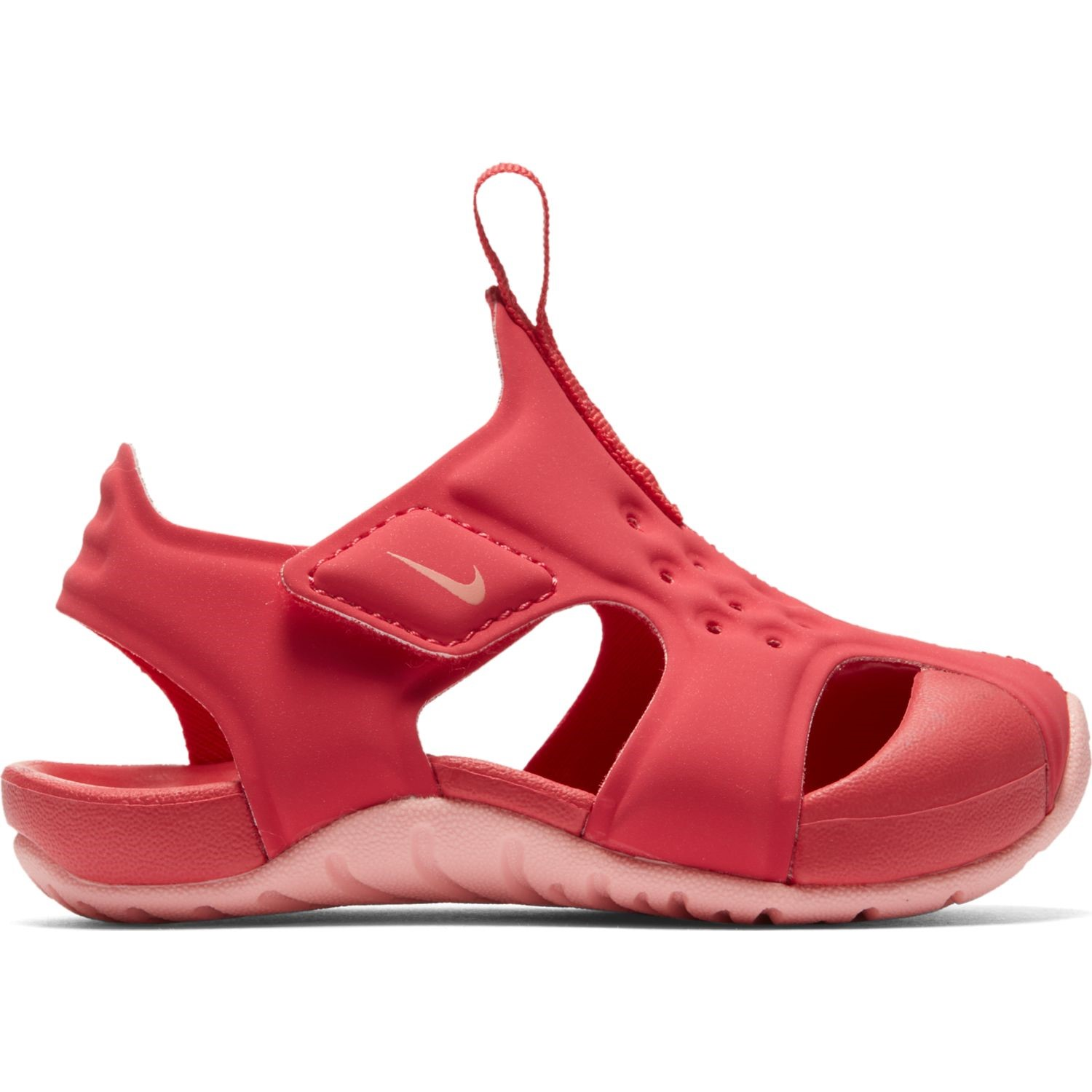 dc05e64281b815 Nike Sunray Protect 2 TD - Toddler Girls Sandals - Tropical Pink Bleached  Coral