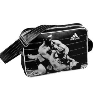 Adidas 111 MMA Graphic Shoulder Bag