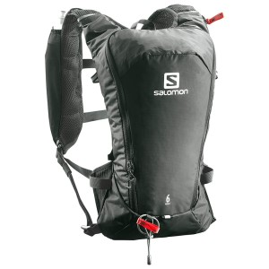 Salomon Agile 6 Trail Running Backpack Set