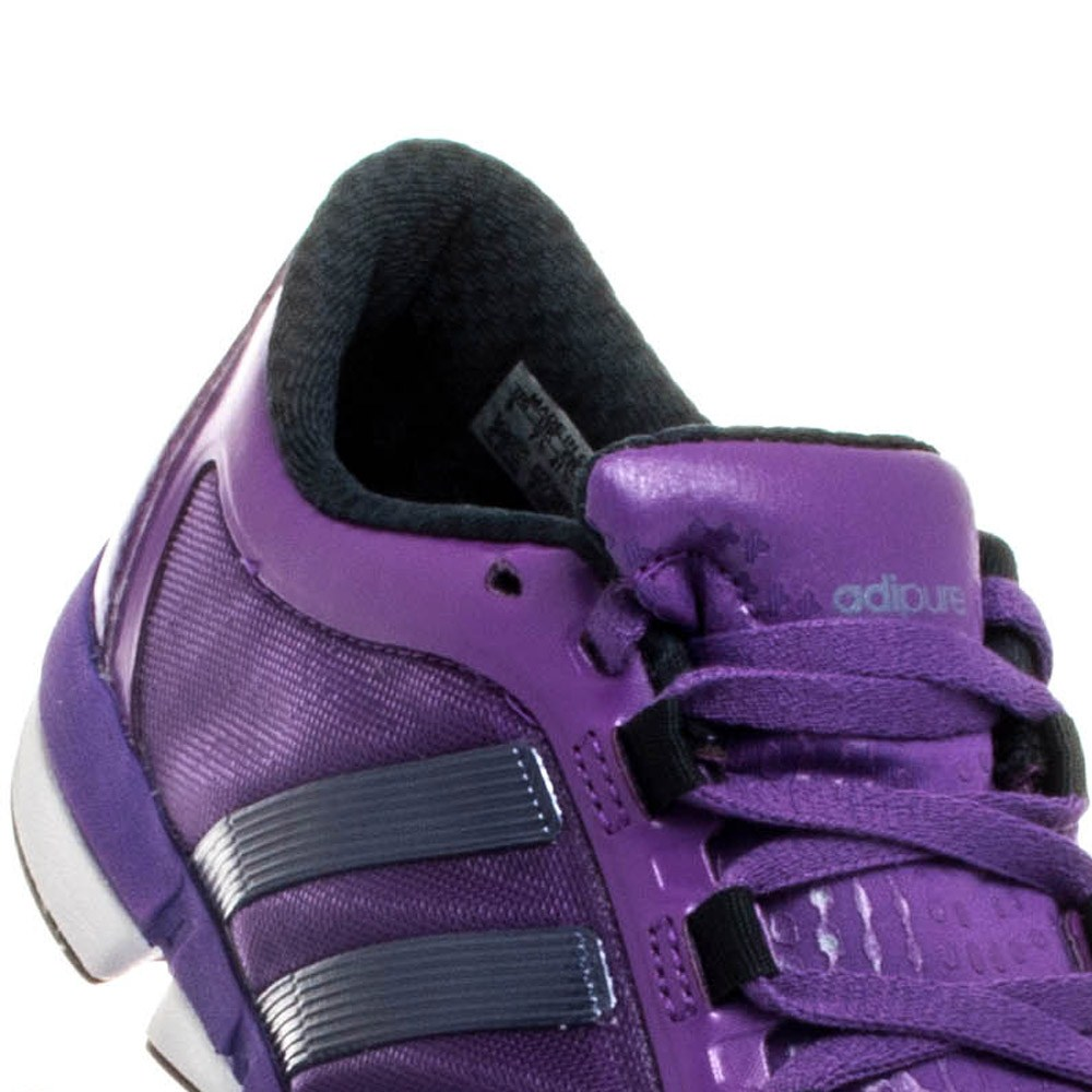 huge selection of eab7b 1d954 Adidas Adipure Motion 2 - Womens Running Shoes - PurpleBlack