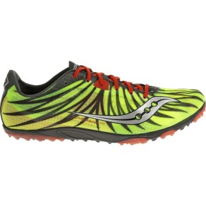 Saucony Carrera XC Flat - Mens Waffle Racing Shoes