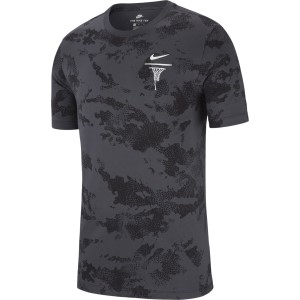 Nike Pebble Printed Mens Basketball T-Shirt