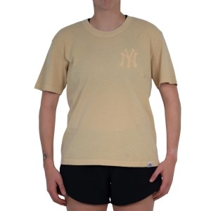 Majestic Athletic New York Yankees Elle Boxy Womens Baseball T-Shirt