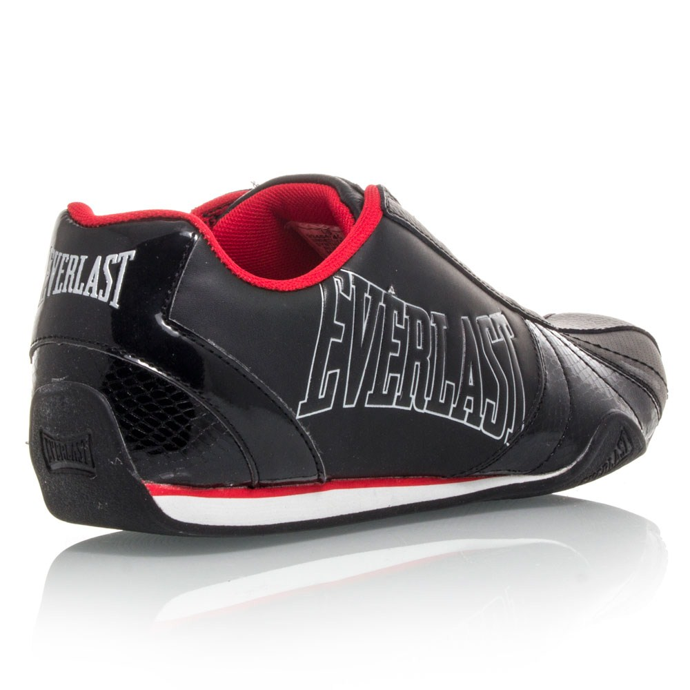 everlast tiger fighter mens casual shoes black
