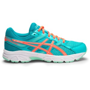 Asics Gel Contend 3 GS - Kids Girls Running Shoes
