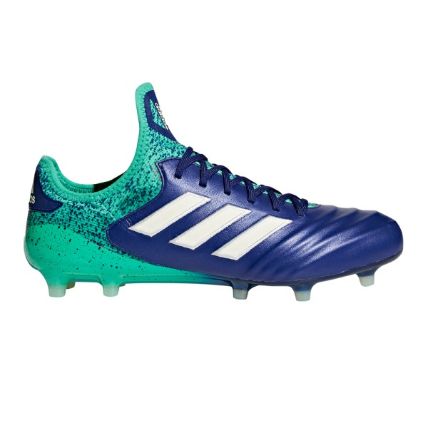 Adidas Copa 18.1 Firm Ground - Mens Football Boots - Unity Ink/Aero Green/Hi-Res Green