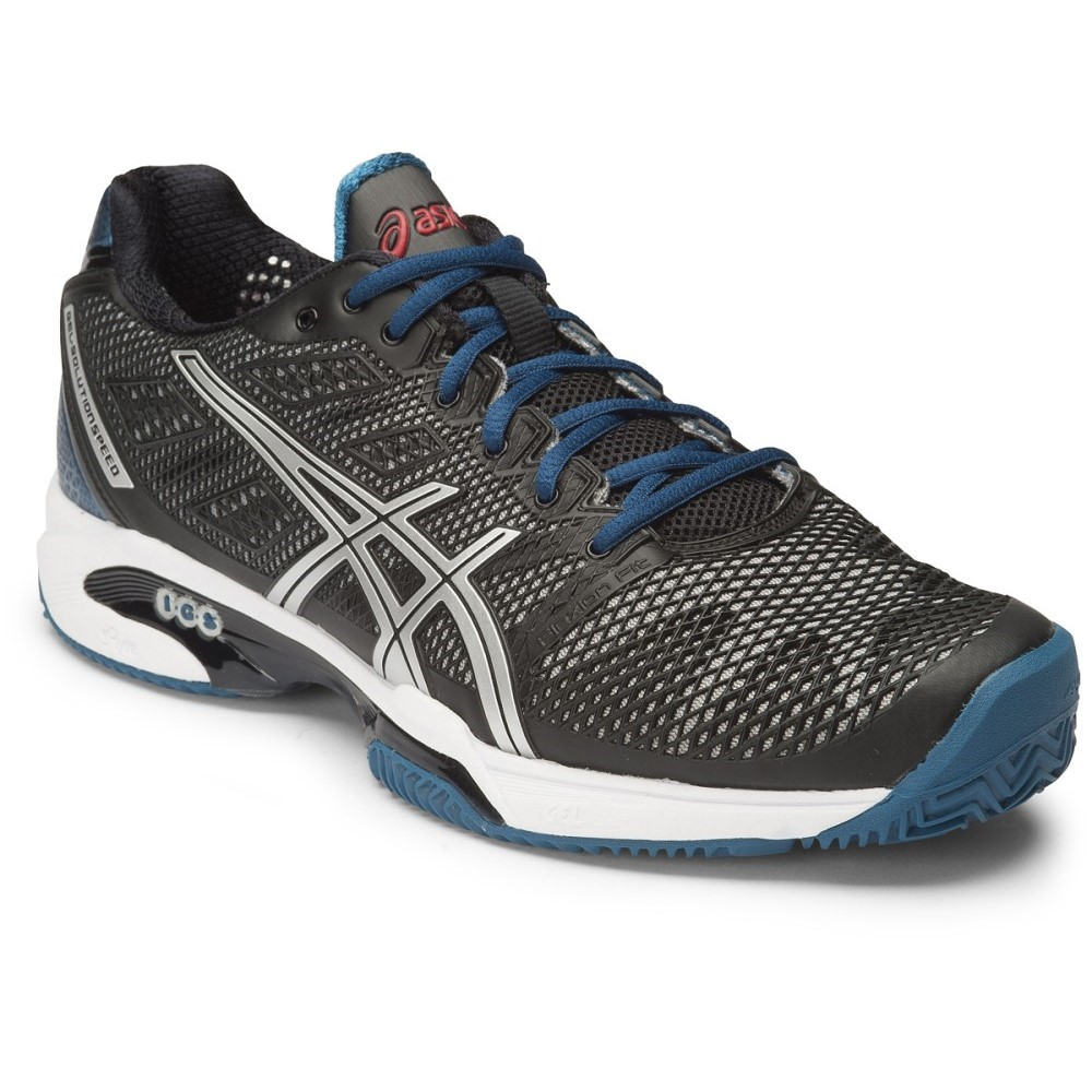 5dce010f800 Asics Gel Solution Speed 2 Clay - Mens Tennis Shoes