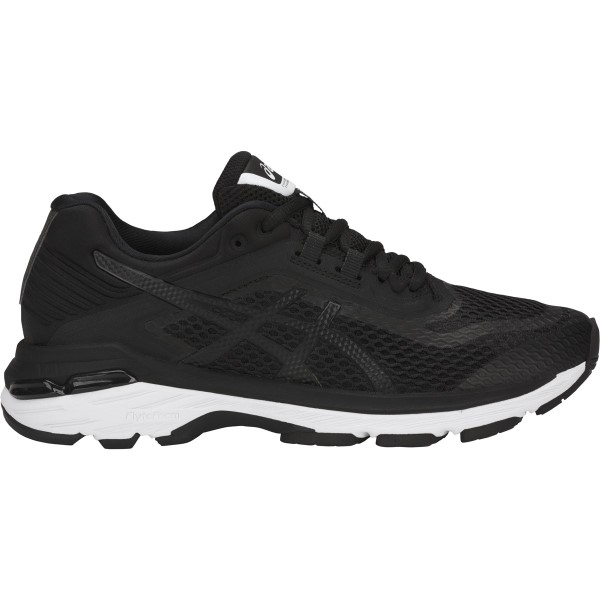 Asics GT-2000 6 - Womens Running Shoes - Black/White/Carbon