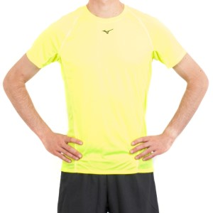 Mizuno Performance Mens Short Sleeve Training T-Shirt
