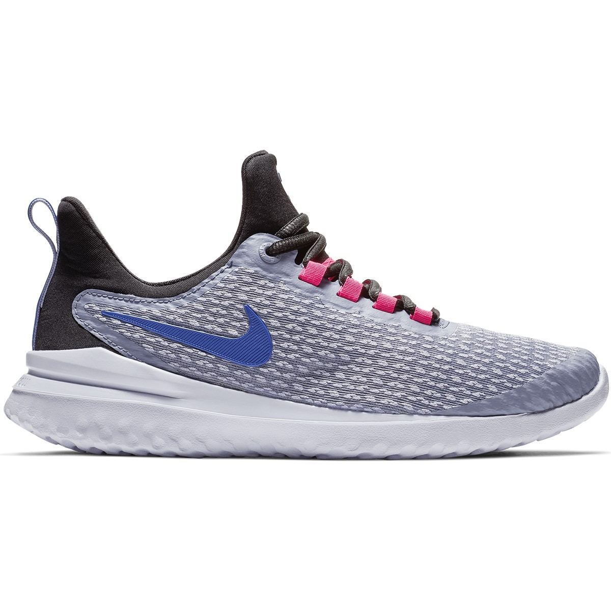 db8d4049a Nike Renew Rival - Womens Running Shoes - Iron Purple/Sapphire/Black ...