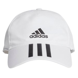 Adidas Aeroready 4Athletes 3-Stripes Baseball Cap