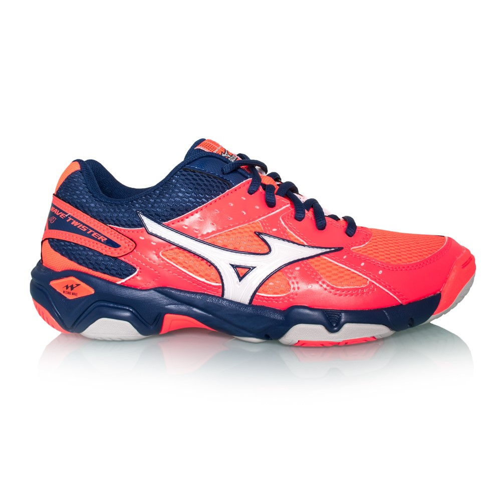 Mizuno Wave Twister 4 - Womens Netball Shoes