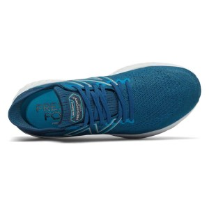New Balance Fresh Foam 1080v11 - Mens Running Shoes - Wave Blue/Rogue Wave