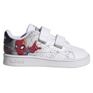 Adidas Advantage Spider-Man - Kids Sneakers