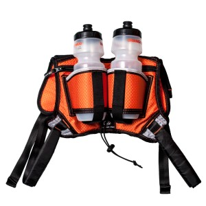 Orange Mud HydraQuiver Double Barrel Trail Running Pack