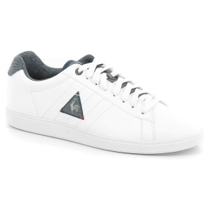 Le Coq Sportif Courtcraft - Mens Casual Shoes