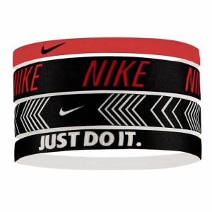 Nike Printed Unisex Sports Headband - Assorted 4 Pack