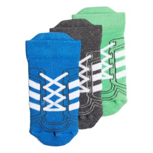 Adidas Infant Ankle Socks - 3 Pairs
