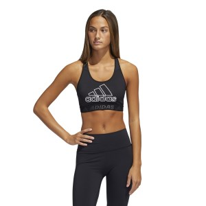 Adidas Don't Rest Badge Of Sport Womens Sports Bra