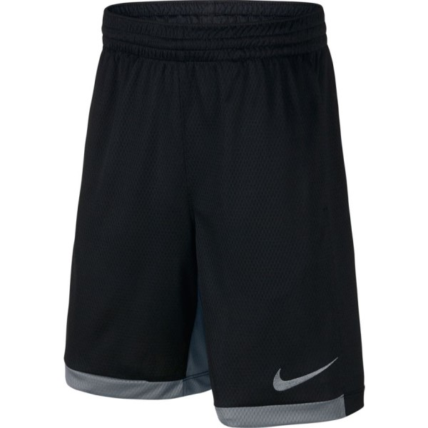Nike Dri-Fit Trophy 8 Inch Kids Boys Training Shorts - Black/Cool Grey