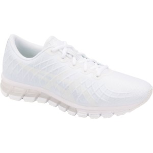 Asics Gel Quantum 180 4 - Mens Training Shoes - Triple White