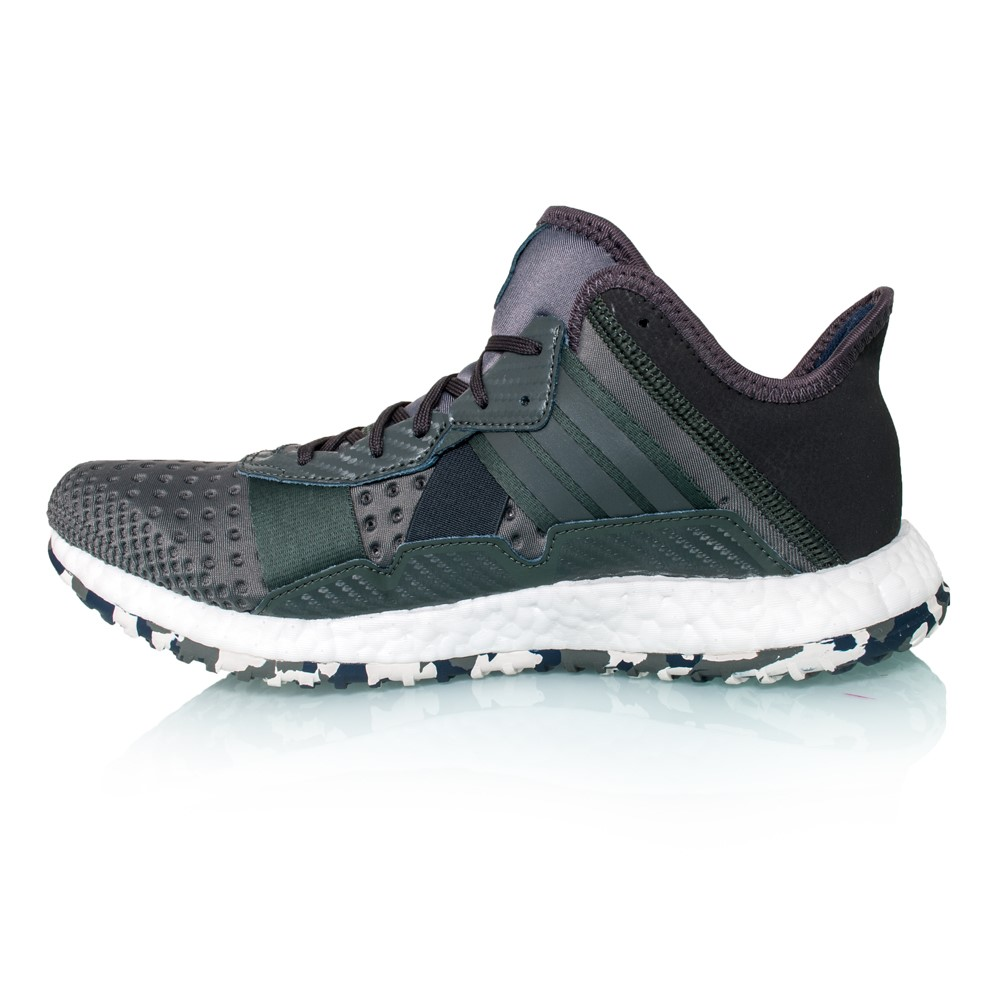 066af046d56a6 Adidas Pure Boost ZG Trainer - Mens Training Shoes - Utility Ivy Utility  Black