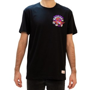 Mitchell & Ness Toronto Raptors Retro Repeat Mens Basketball T-Shirt