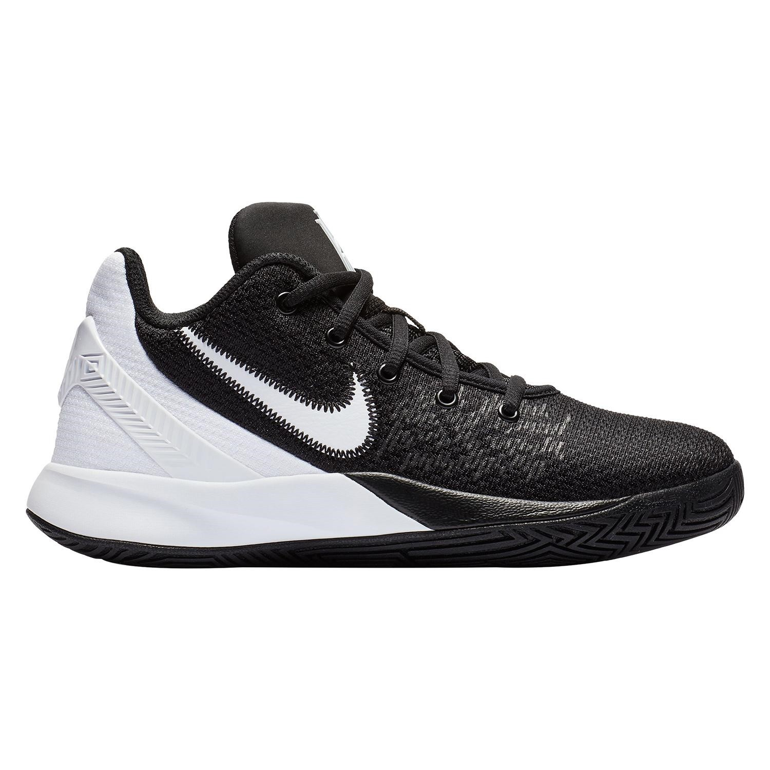 a1040566a04f Nike Kyrie Flytrap II GS - Kids Basketball Shoes - Black White ...