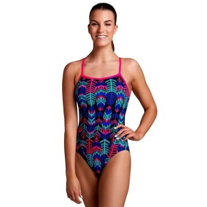 Funkita Single Strap Womens One Piece Swimsuit