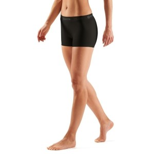 Skins DNAmic Team Womens Compression Booty Shorts