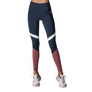Running Bare Old Skool Womens Full Length Training Tights